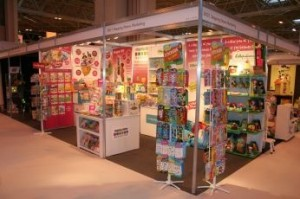 Stepping Stones Marketing exhibition stands