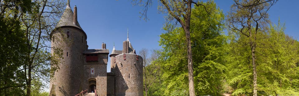 Featured Image - Castell Coch