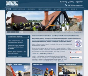 new website design cardiff wales
