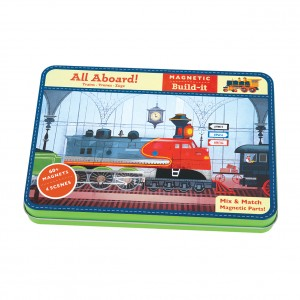 all aboard magnetic game